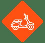 Carnet de moto en Alicante