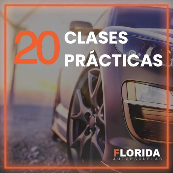 20 clases practicas autoescuela