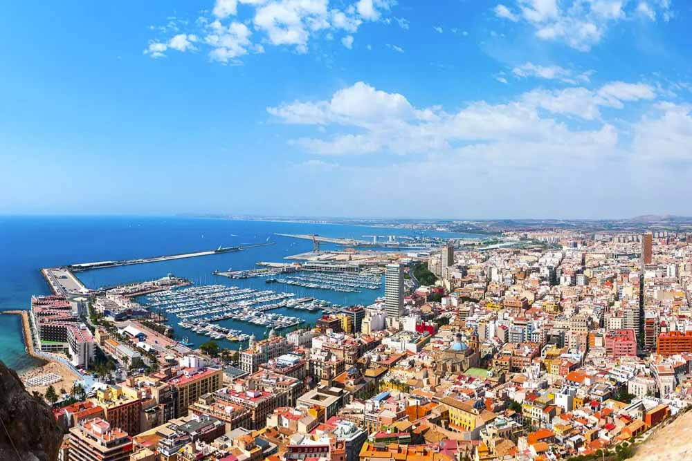 Descubriendo Alicante en moto